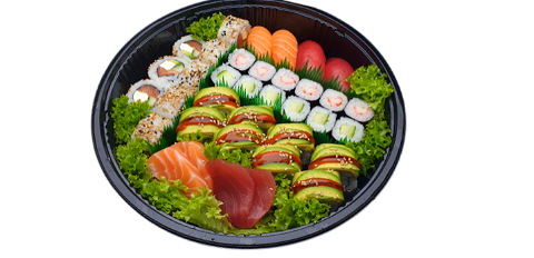 Foto Sushi For You  box ( 38 stuks )